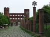Turín – Porta Palatina z 1. století našeho letopočtu, foto: Petr Nejedlý