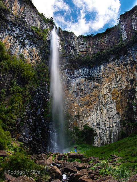 Cachoeira do Avencal.