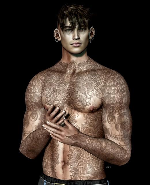 #263 - My male avatar