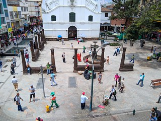 Prostitutes and Drug Dealers in Medellin