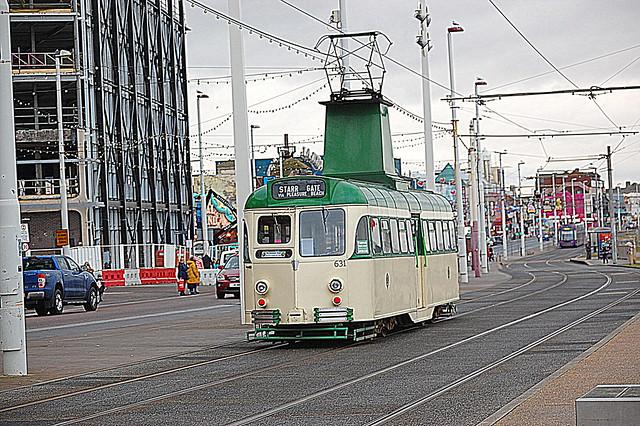 Blackpool Brush Car 631