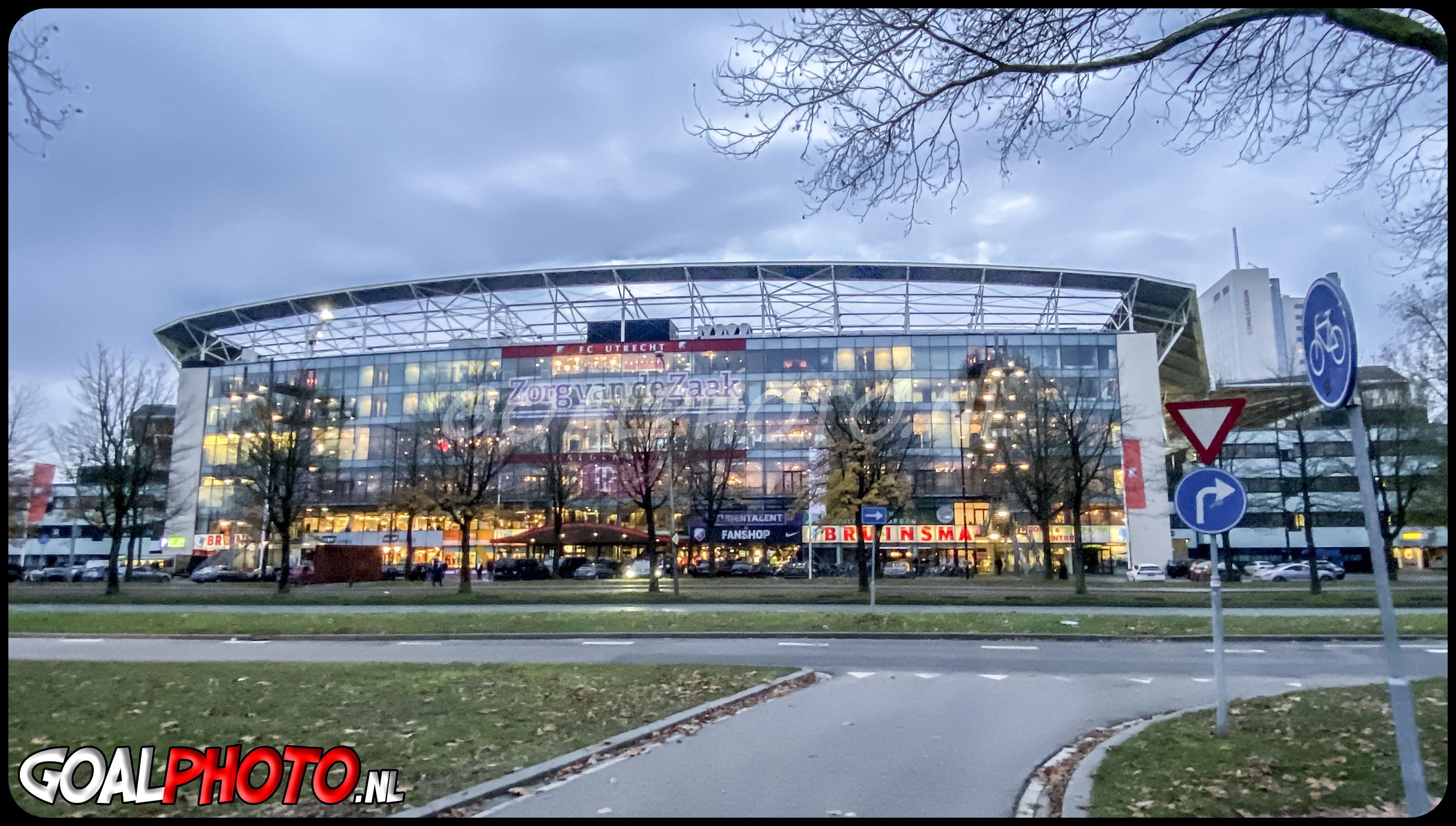 FC Utrecht - AZ 23-11-2019
