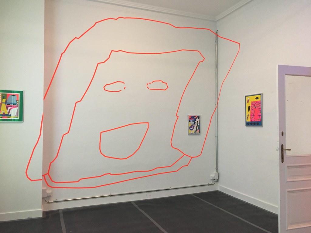 Grafixx instalación arte