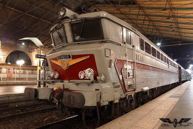 CC 40100 « 40110 » Paris Gare du Nord