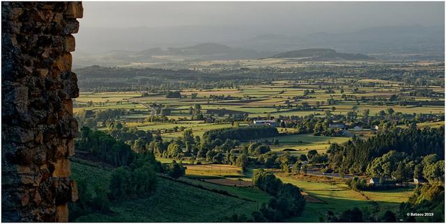 Auvergne - Septembermorgen