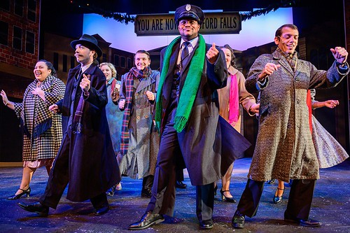 """Miracle in Bedford Falls"" – The Musical at Orlando Rep"