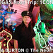 Lost Vegas Road Trip: 1CONOCLA5T meets Tim Burton at the Neon Museum!