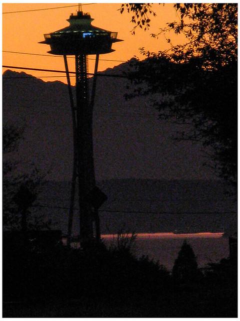 Sunset Needle