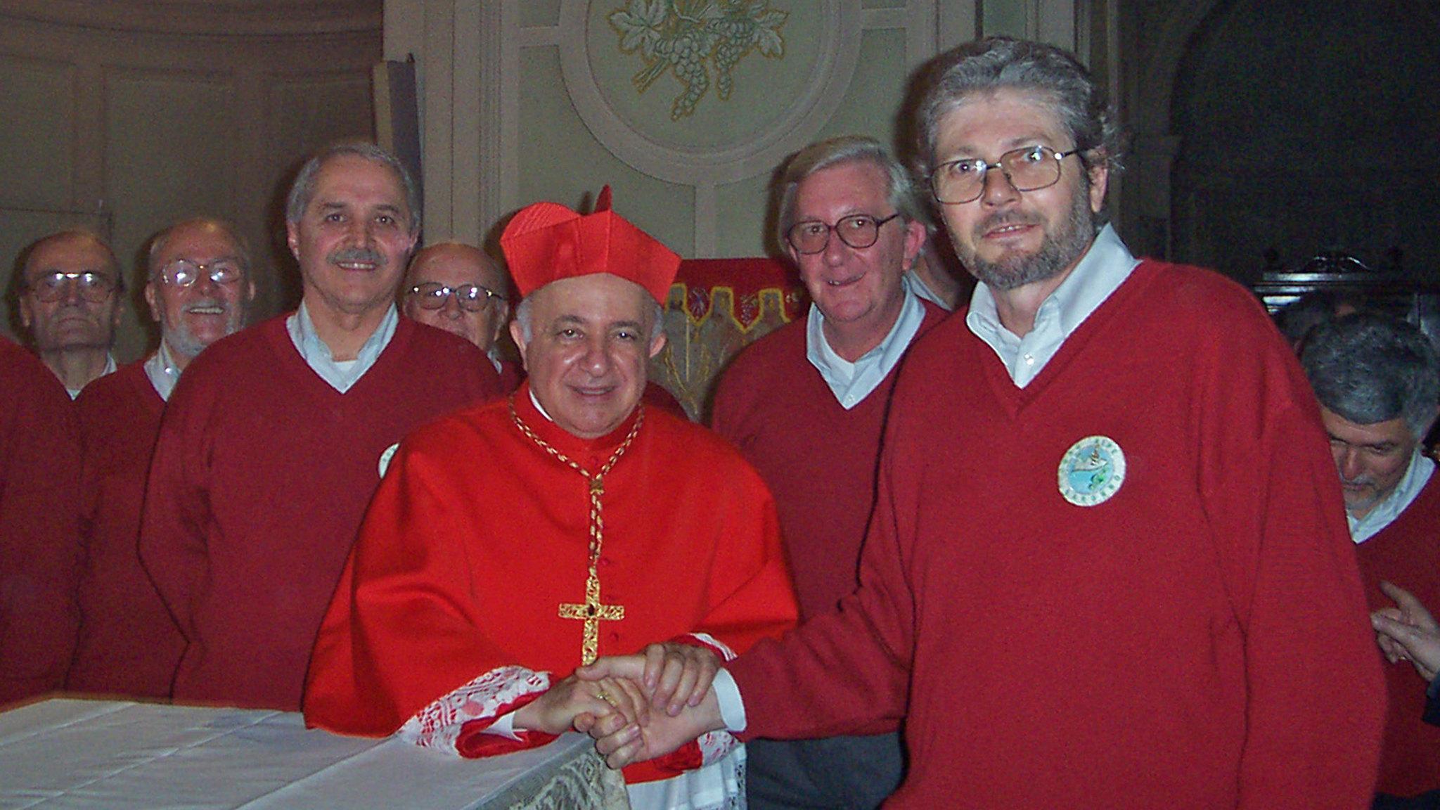 Chiesa dell'Ospedale Salvini di Garbagnate Mil.  6 Novembre 2005