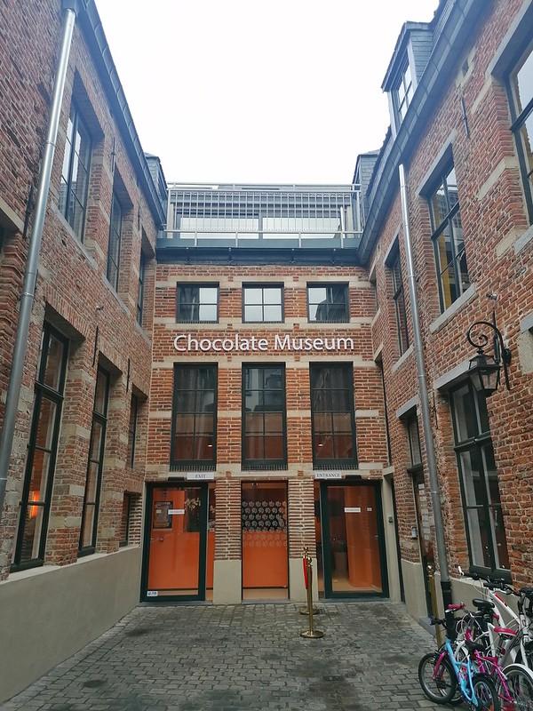 Un paseo por el museo del Cacao y el Chocolate. Un museo delicioso #Bruselas
