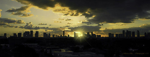sunrise clouds city cityscapes earlyinthemorning midtownmiami downtownmiami miamifl miamicity outdoors exploration