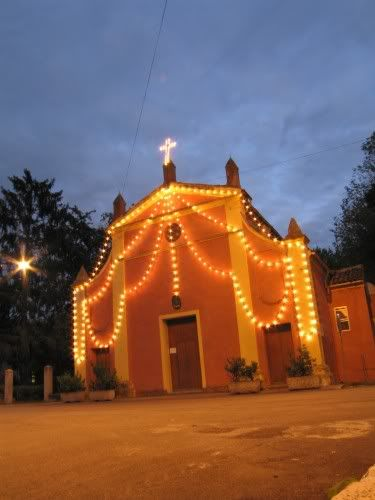 Chiesa Madonna Boschi