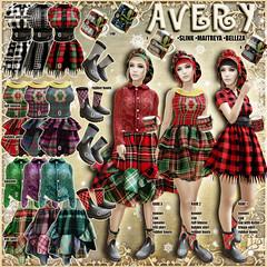 !gO! Avery - gacha key