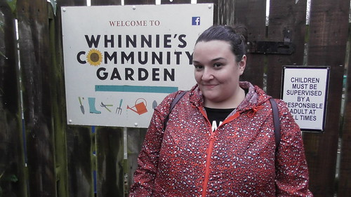 Whinnies Community Garden Vicky Anderson Nov 19