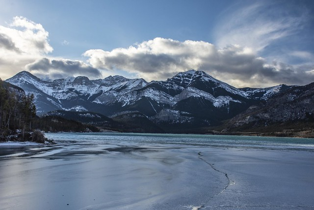 Saturday drive through Kananaskis