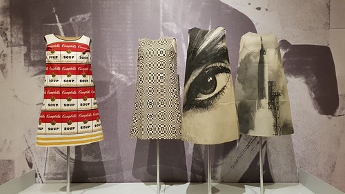 Andy Warhol dresses