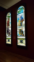 La Farge stained glass
