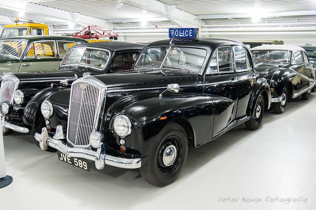 Wolseley 6/80 Police Saloon - 1951