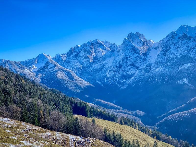 Kaisergebirge near Kufstein, Tyrol, Austria