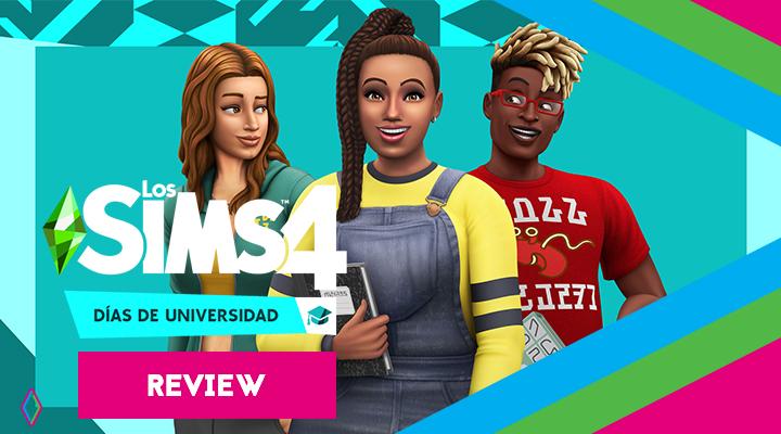 Los Sims 4 Días de Universidad: review