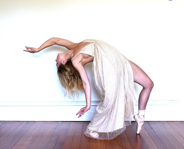 Fanny - ballerina from Hungary