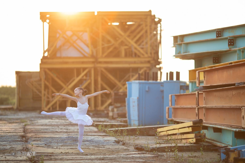 芭蕾 MIX 工業風 | 跟著攝影師去拍照 6 -17