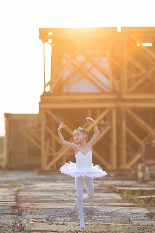 芭蕾 MIX 工業風 | 跟著攝影師去拍照 6 -16