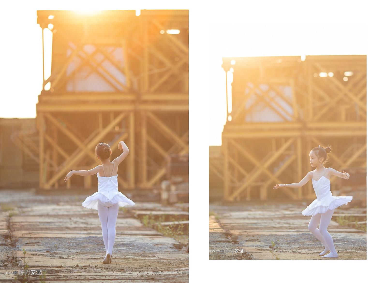 芭蕾 MIX 工業風 | 跟著攝影師去拍照 6 -13