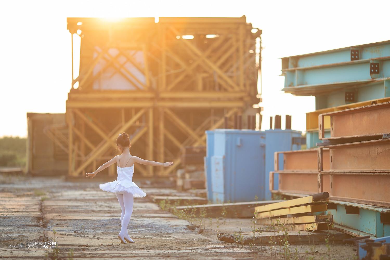 芭蕾 MIX 工業風 | 跟著攝影師去拍照 6 -12