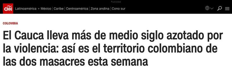 Medios Cauca