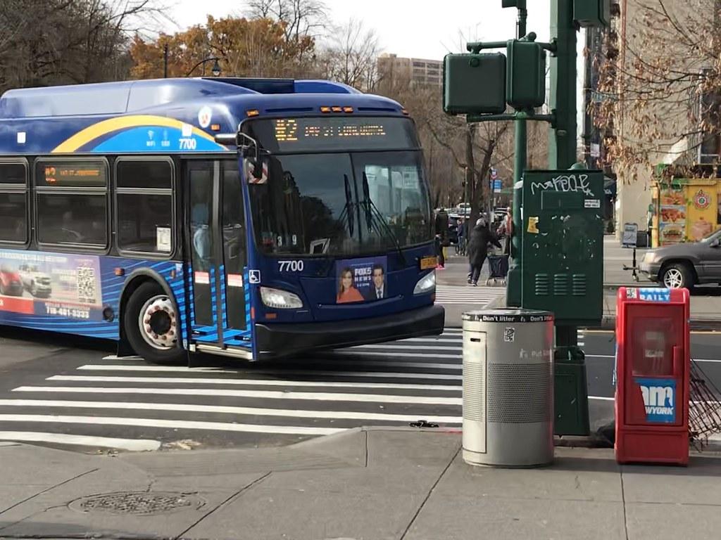 2019 New Flyer XD40 7700 - #2 Subway Shuttle