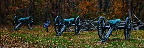 Virginia Artillery 1x3