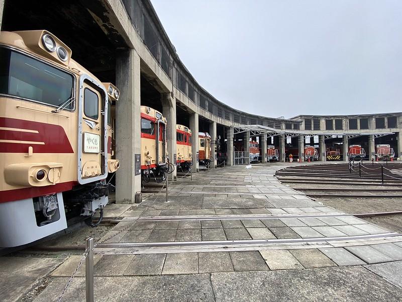 Tsuyama Railroad Educational Museum