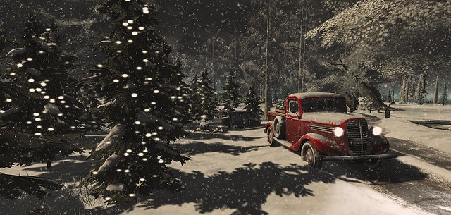 Winter at Skull Creek