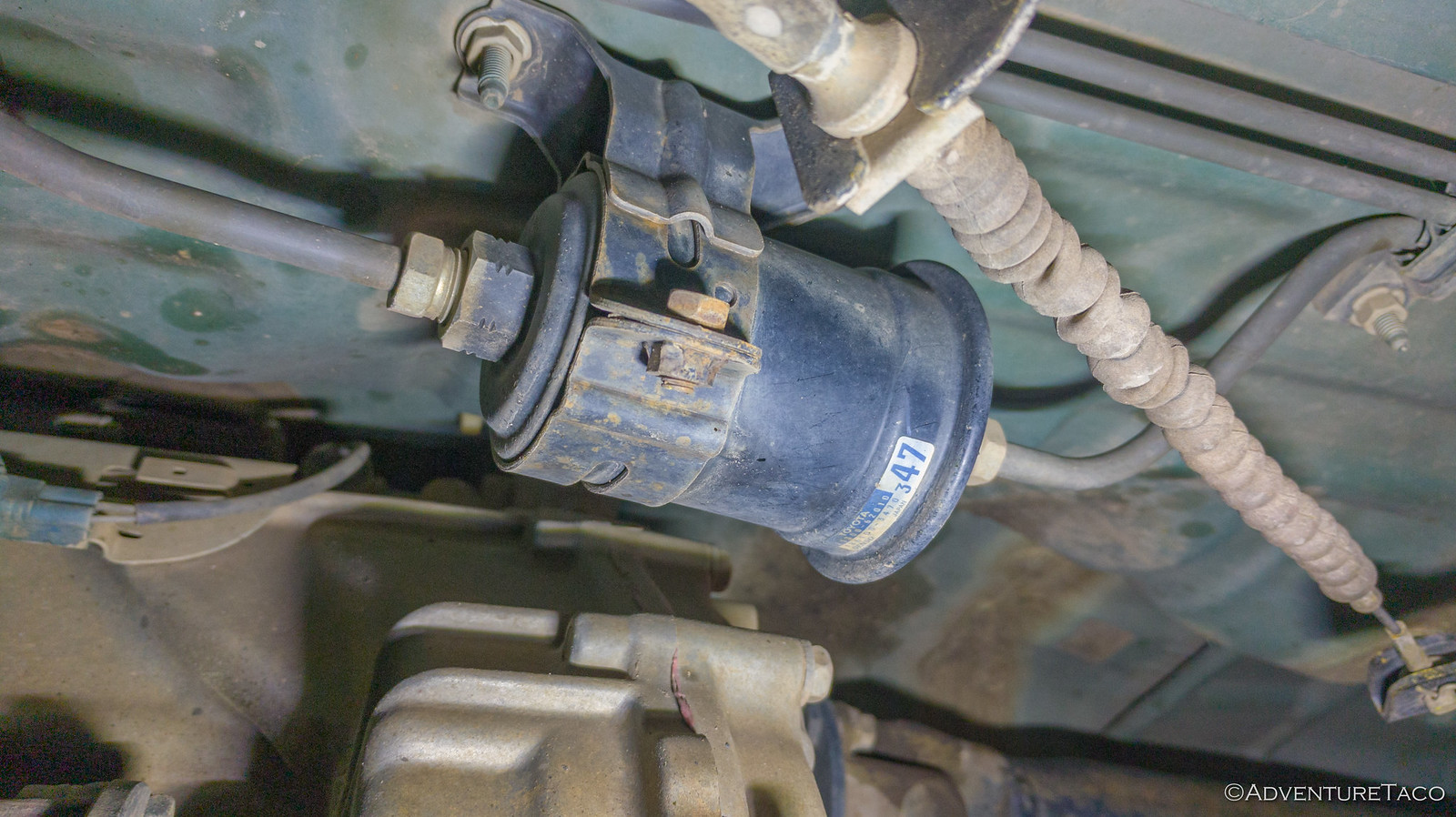 How-to: Replace the Fuel Filter in a 96-04 Tacoma or 96-02 4Runner –  ADVENTURE TACOADVENTURE TACO