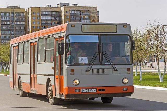 LiAZ-5256 bus