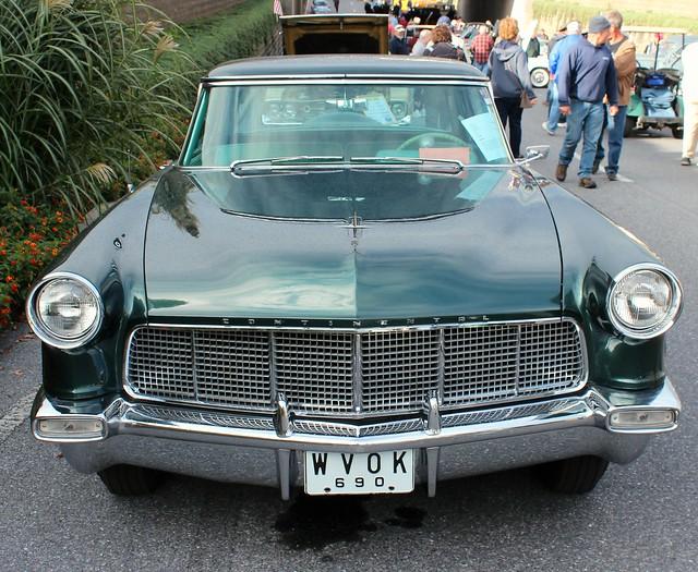 1956 Continental MK II hardtop