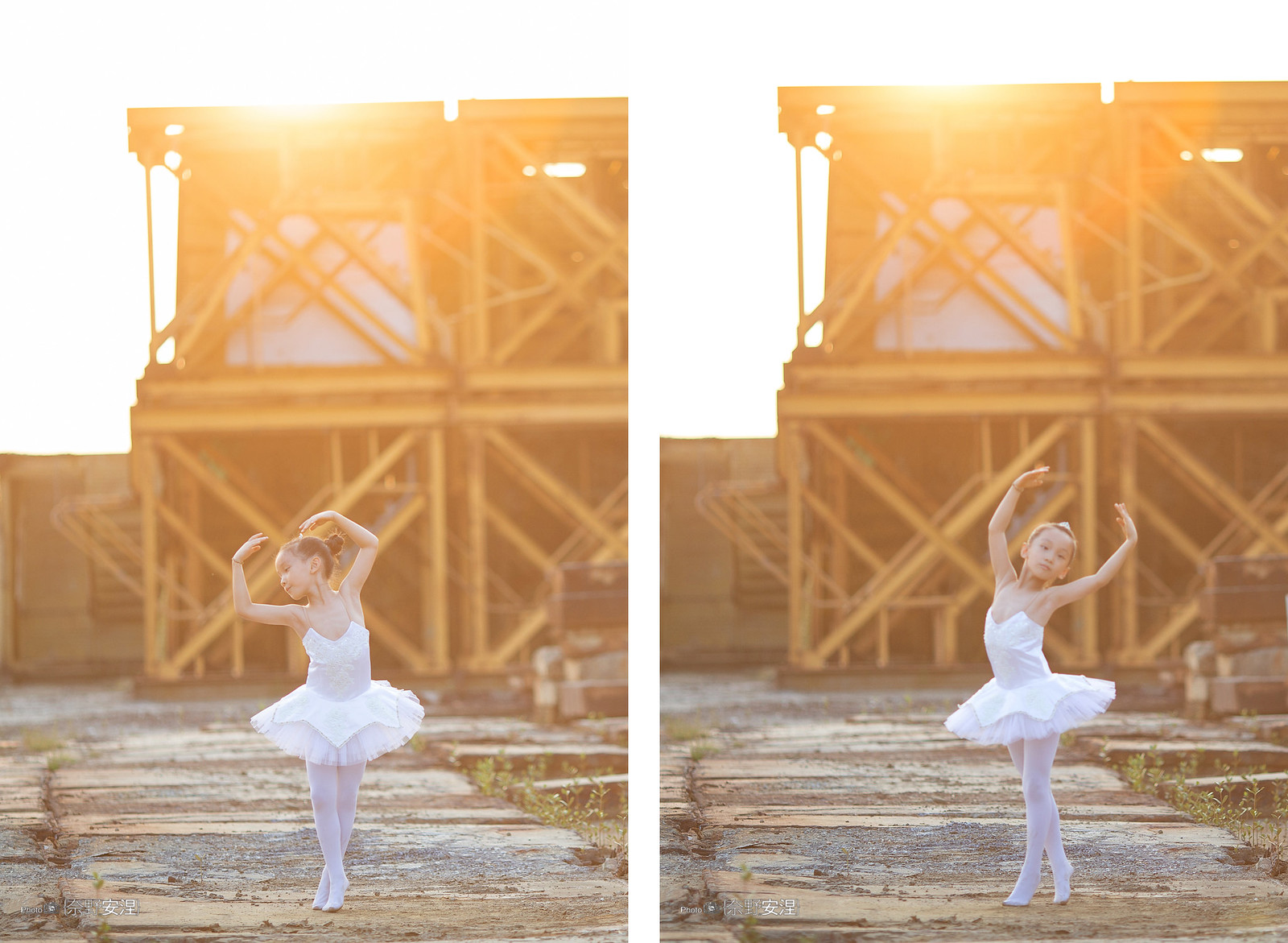 芭蕾 MIX 工業風 | 跟著攝影師去拍照 6 -15