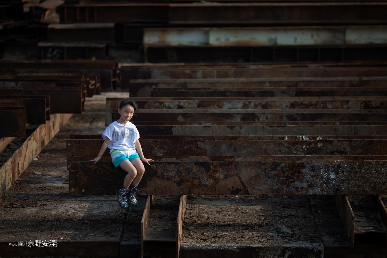 芭蕾 MIX 工業風 | 跟著攝影師去拍照 6 -8