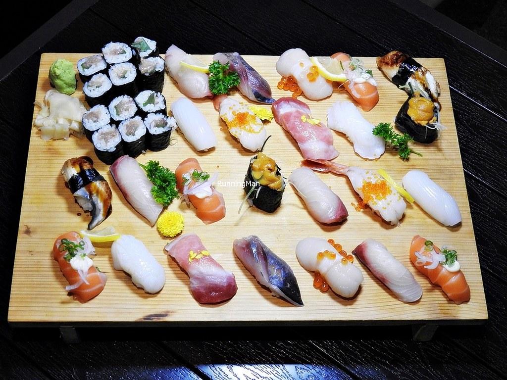 Signature Omakase Sushi