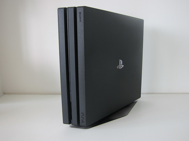 Sony PS4 Pro - With Sony PS4 Vertical Stand