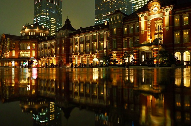 東京駅丸の内駅舎 TokyoStation