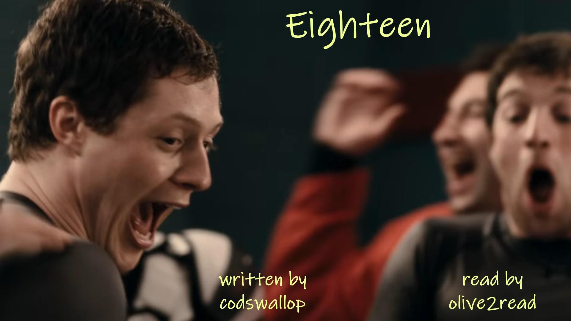 Eighteen Cover Art