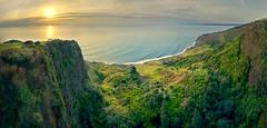 Te Toto Gorge Panorama