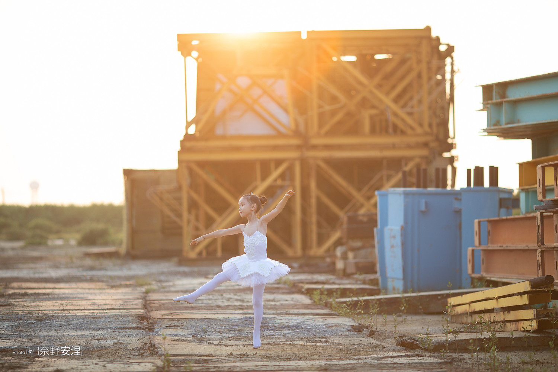 芭蕾 MIX 工業風 | 跟著攝影師去拍照 6 -14