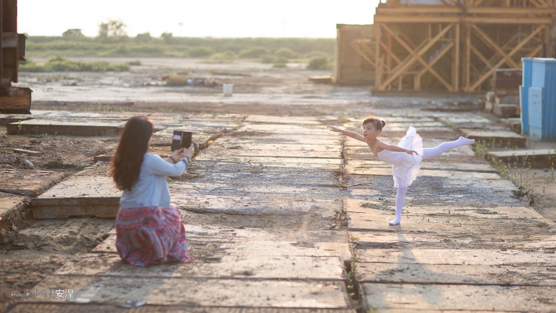 芭蕾 MIX 工業風 | 跟著攝影師去拍照 6 -2