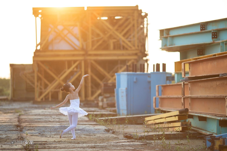 芭蕾 MIX 工業風 | 跟著攝影師去拍照 6 -0