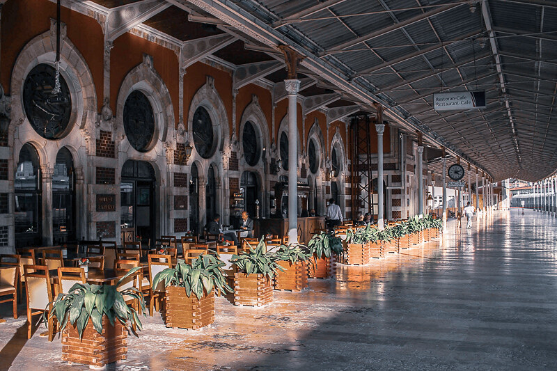 Estación Orient Expres
