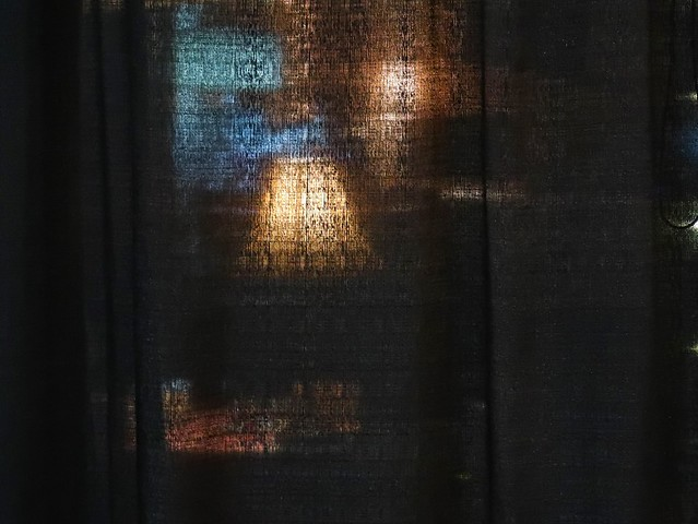 Curtain and Light