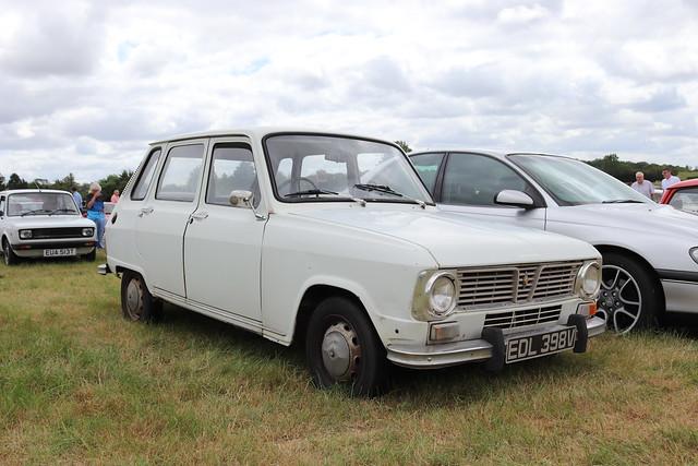 Renault 6 TL EDL398V